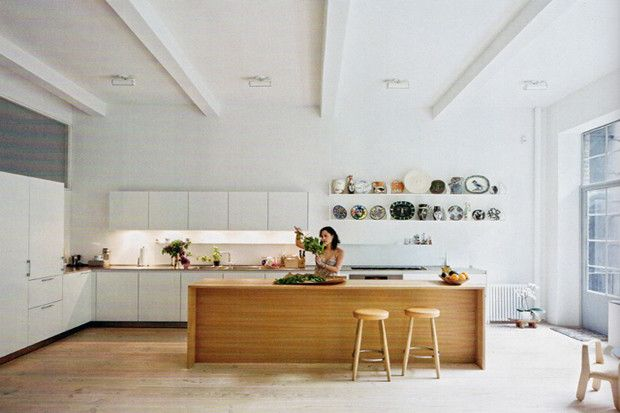 Take a Look Inside Supreme Founder James Jebbia's New York City Home | Complex