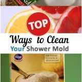 The Best Way to Clean Shower Mold-Permanently
