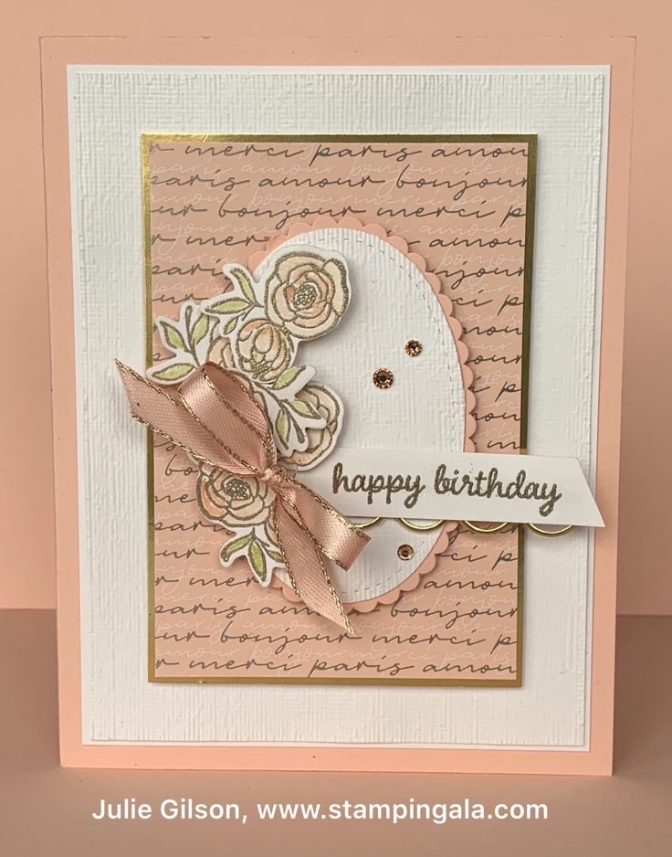 Pin by Jill Tribell on Cards in 2020 Flower cards, Cards