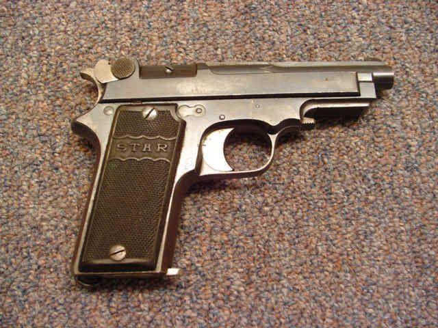 "Star Model 1919 ""Sindicalista"" - .32 ACP"
