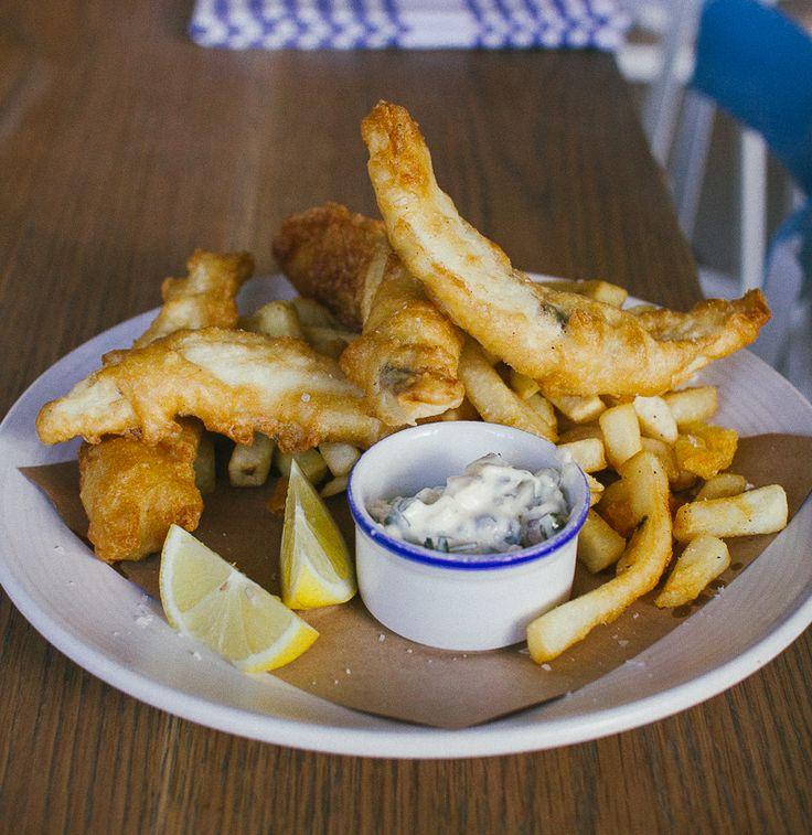 Coogee Pavillion - Coogee Beach - My Kiki Cake -Sydney Food Blog - Beer battered fish & chips