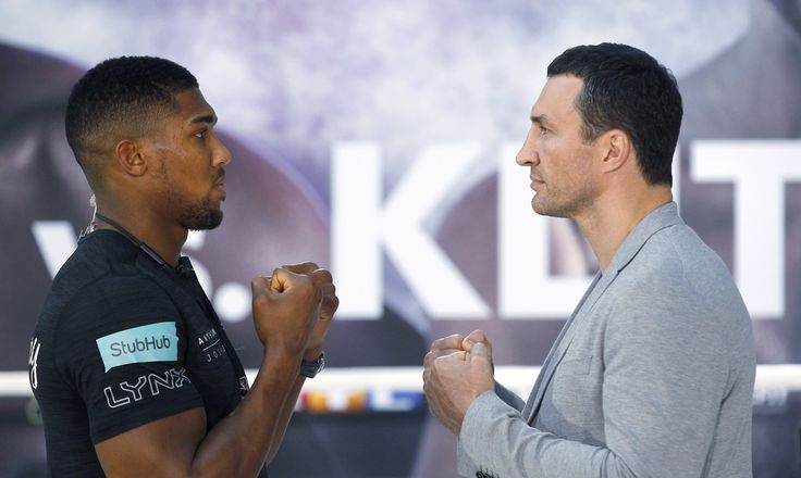 Showtime beat out HBO for the live U.S. broadcast rights of the massive Anthony Joshua-Wladimir Klitschko two-belt heavyweight title fight at Wembley Stadium in London on April 29.
