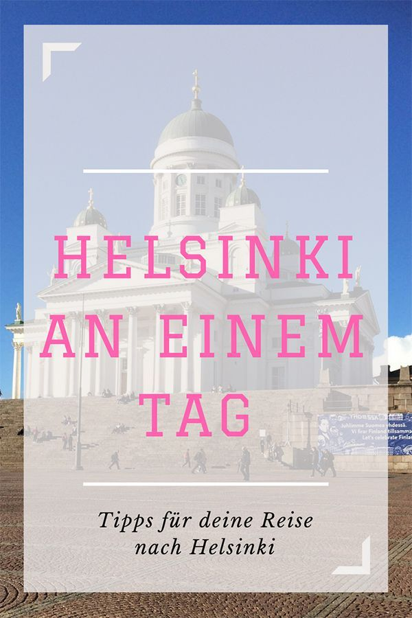Bist du auf der Suche nach Tipps für deine Helsinki Reise in Finnland? Dann nehme ich dich doch gleich mit auf einen Stadtrundgang durch das wunderschöne Helsinki – und verrate dir nebenbei nicht nur alle Sehenswürdigkeiten, die du hier in der finnischen Hauptstadt nicht verpassen solltest, sondern gebe di noch eine Menge Helsinki Tipps. #helsinkireisetipps #helsinkihafen #finnlandhelsinki #finnlandreise