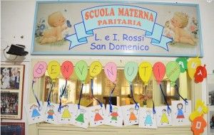 Festa di Natale per la scuola materna L. e R. Rossi