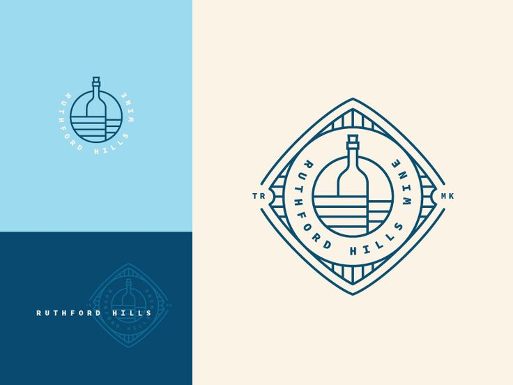 Ruthford Hills Wine Logo is part of the 3 Vintage Logo Templates published on GraphicDelivery.com.  Fell free to download and use it. FREE DOWNLOAD: http://www.graphicdelivery.com/3-vintage-logo-te...