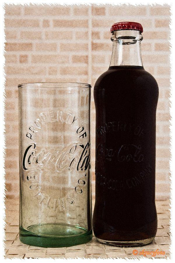 summer, sunshine - always ....  Coca-Cola