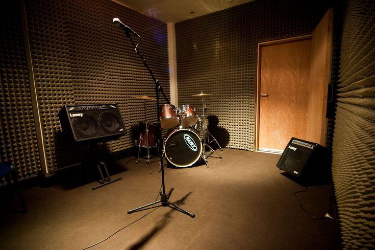 Image result for music rehearsal studios