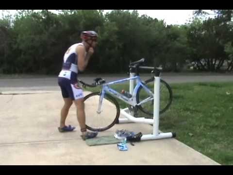 Transition Training Part 1:Triathlon Transition. More Triathlon Tips at http://todlock.wordpress.com. #thatsthong