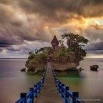 Balekambang Beach, South Malang, Indonesia #indonesia