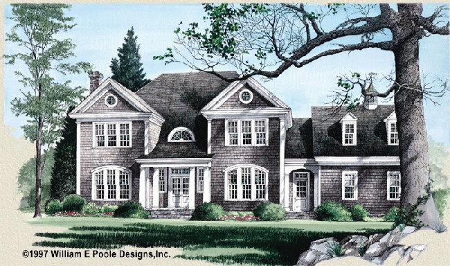 William poole home plans my style pinterest for William poole house plans