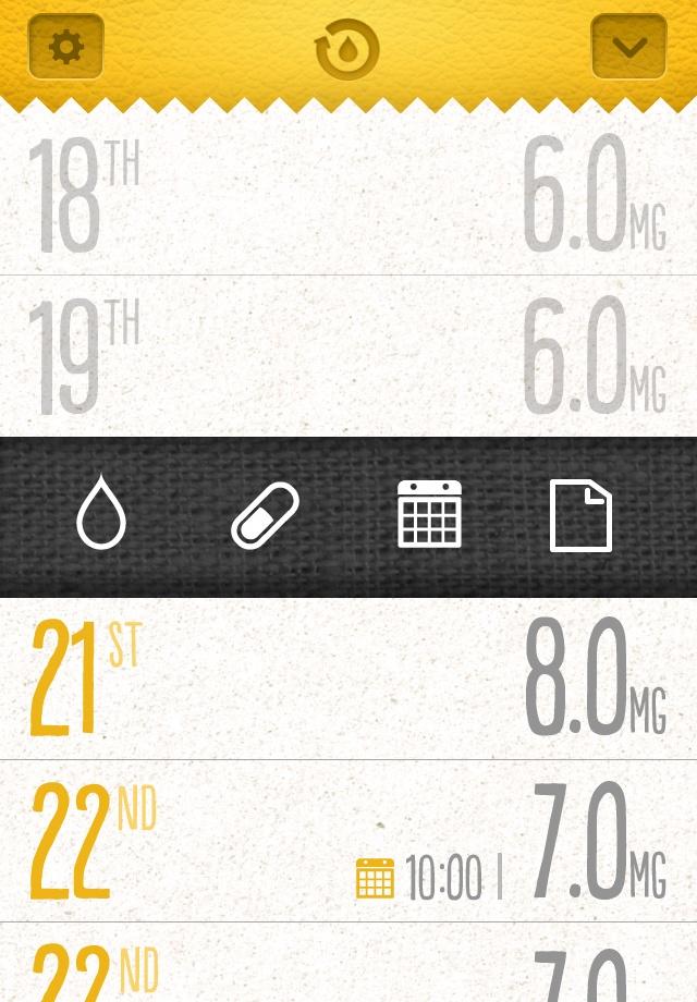 Oat Book - Medical app to know how take a dangerous drugs #digitaldesign #design #app