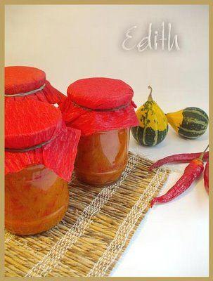 Edith's Kitchen: APERITIV CU GOGOSARI PENTRU IARNA