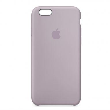 Apple iPhone 6s silicone case lavendel  SHOP ONLINE: http://www.purelifestyle.be/shop/view/technology/iphone-beschermhoezen/apple-iphone-6s-silicone-case-lavendel