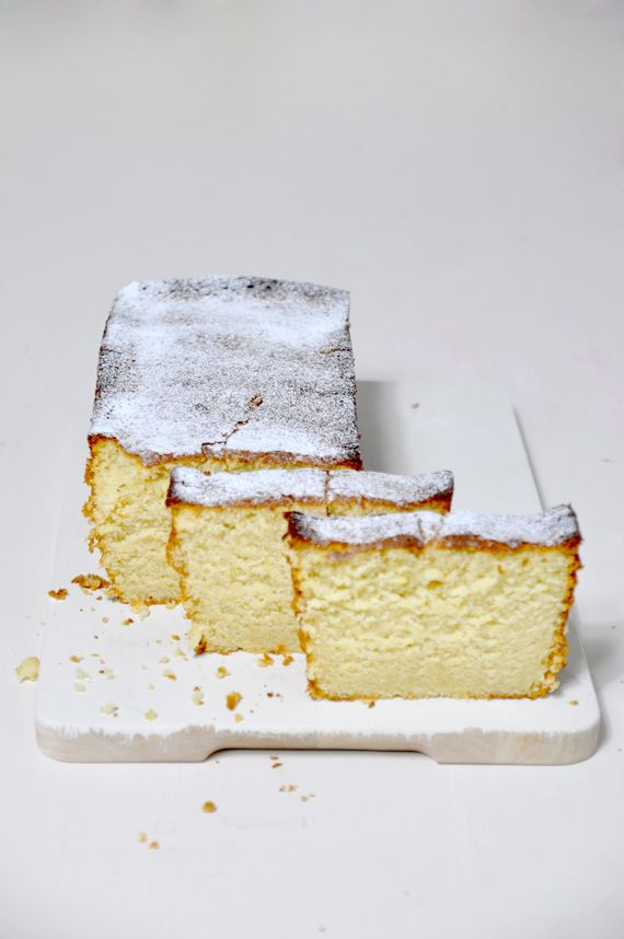 Always HUNGRY — Lemon Cake | Tú Eres El Chef