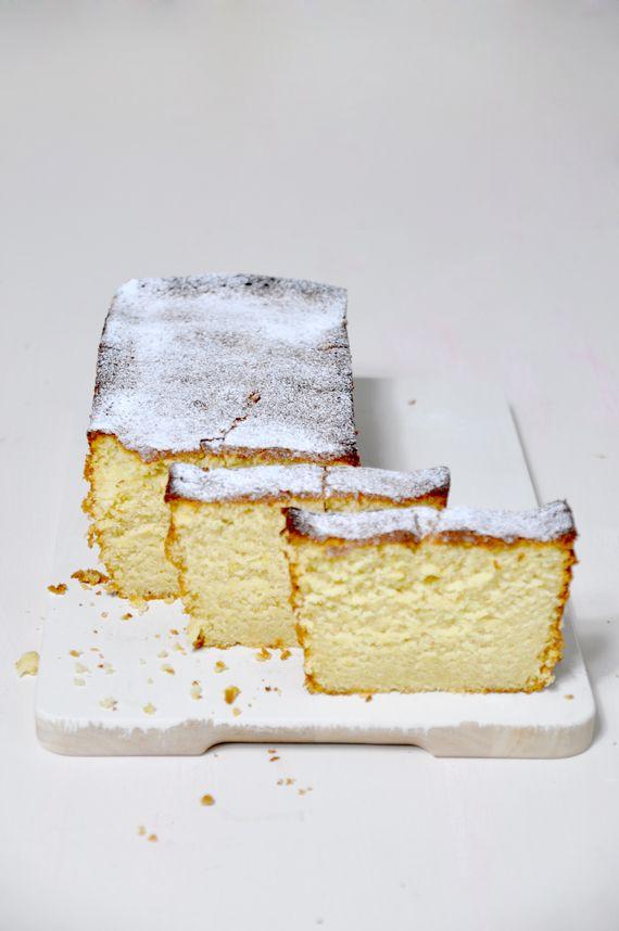 Bizcocho de limón | Lemon cake