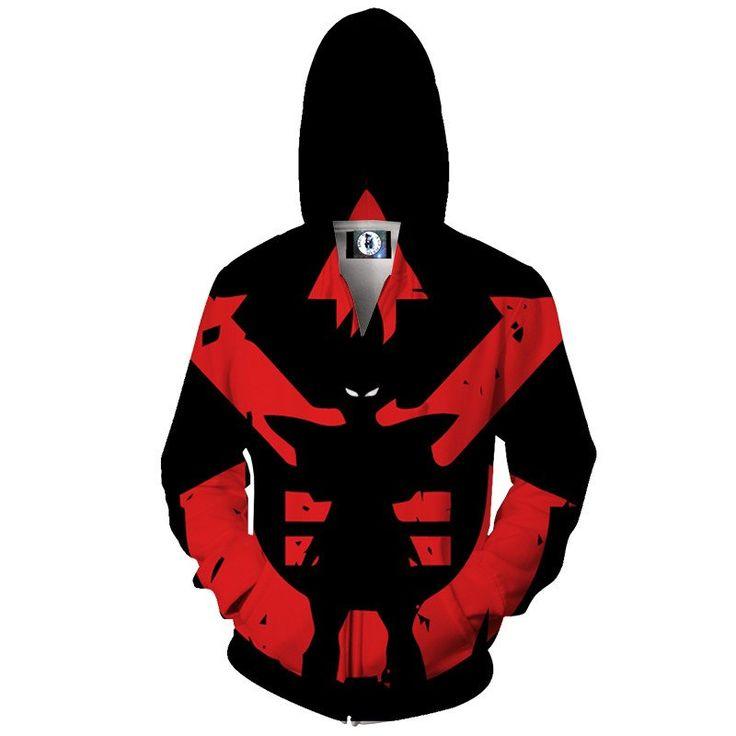 DBZ Super Saiyan King Vegeta Hidden Portrait Art Stylish Zip Up Hoodie  #DBZ #SuperSaiyan #KingVegeta #HiddenPortraitArtStylish #ZipUpHoodie