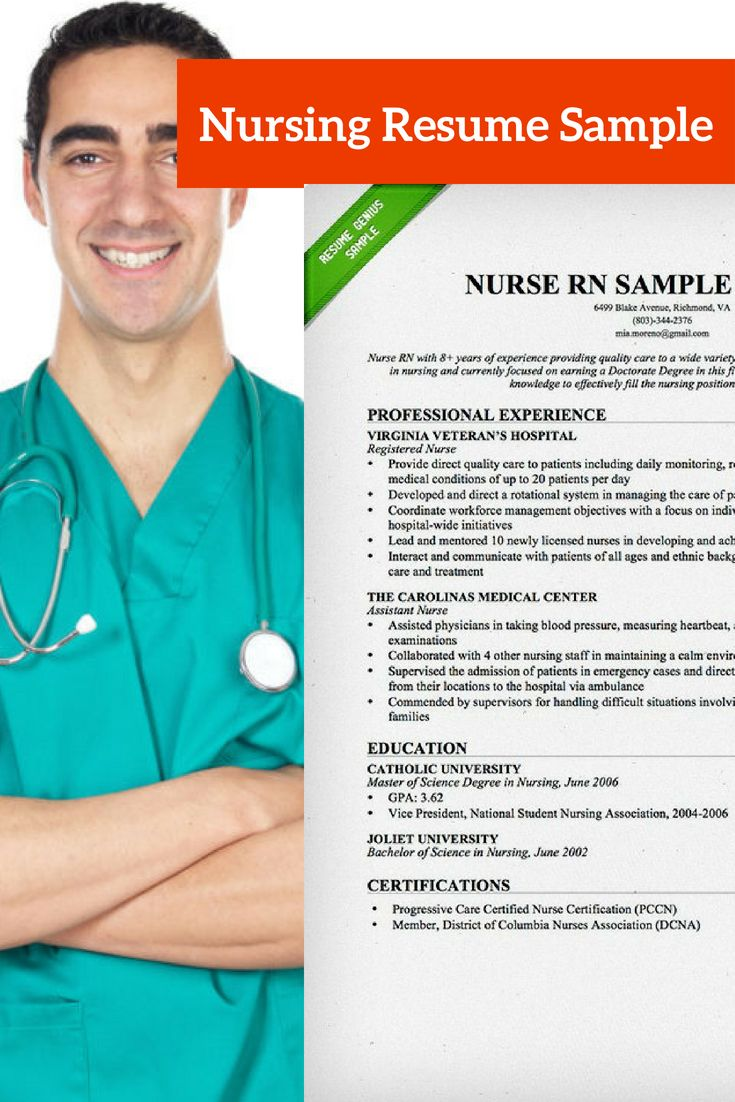 How to write a resume for a nurse? Read our complete guide with tips
