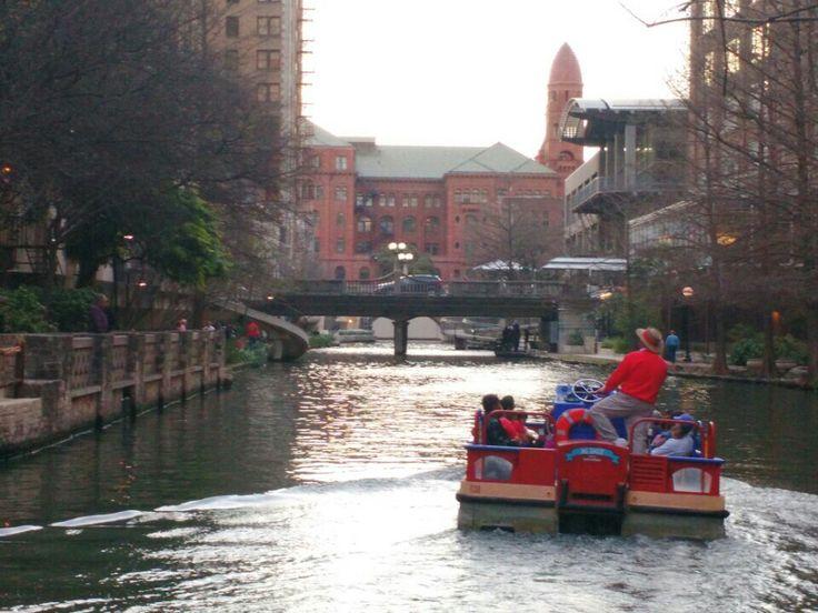 San Antonio in Texas