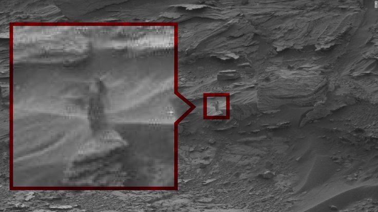 Permukaan Planet Mars - GituAja