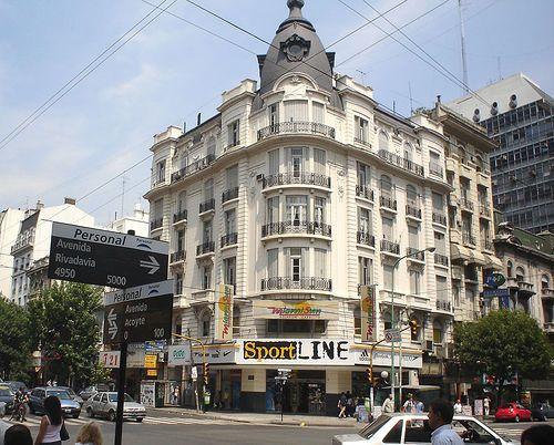 We Love #Buenos Aires: Acoyte y Rivadavia