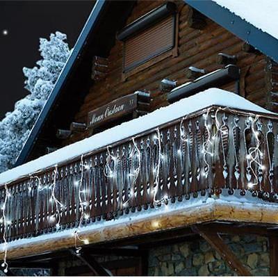 Trova Tenda di Natale LED Bianco Freddo IP44 con 100leds da 2,5metri  Tenda di Natale LED Bianco Freddo IP44 con 100leds da 2,5metri  (Non applicabile) nella categoria Casa, arredamento e bricolage, Illuminazione da interno, Luci a LED su eBay.it