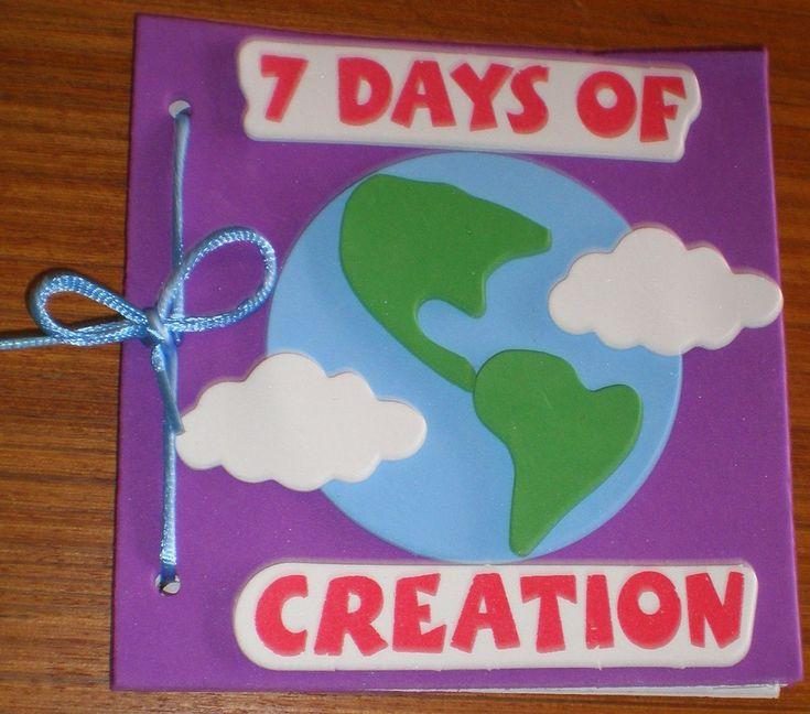 126 best sunday school craft images on pinterest sunday for Creation crafts for sunday school