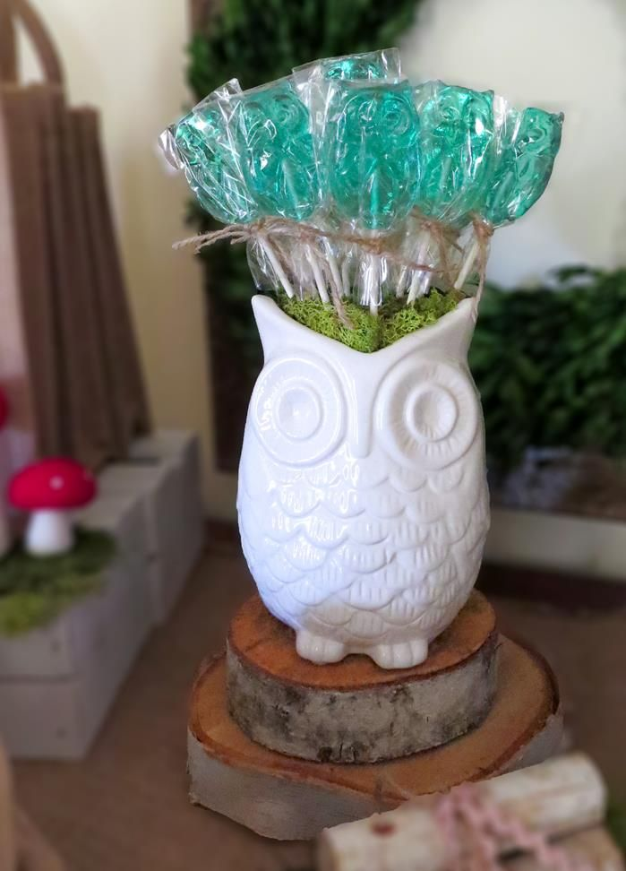 Charming & Girlie Woodland Owl Party