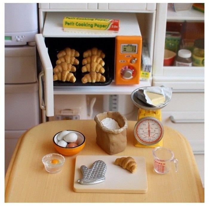 Re Ment Kitchen Set: 1340 Best Re-ment Images On Pinterest