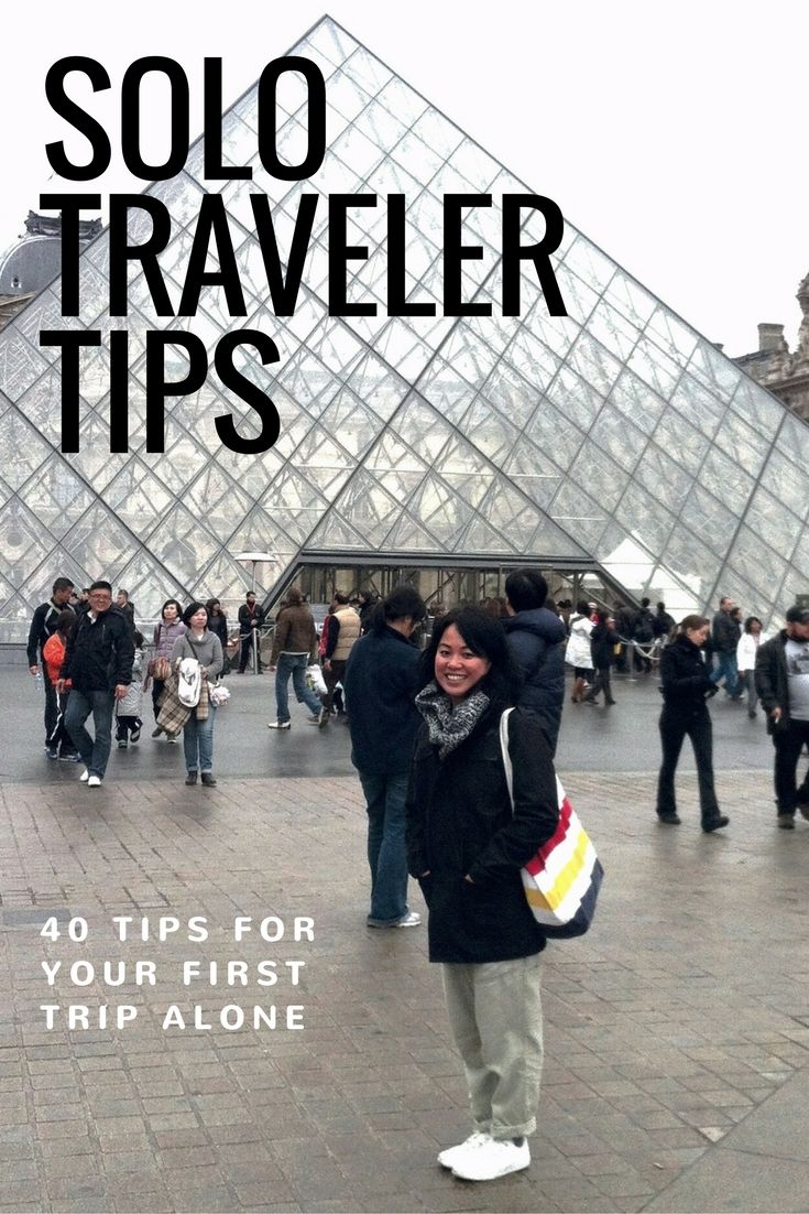 Interested in traveling by yourself but a bit nervous? Don't be!! I'm a solo traveler and went on a 19 month, 19 country round the world trip and a ton of trips by myself since. I shared 40 helpful tips for your first trip alone   http://www.rtwgirl.com/solo-traveler-tips/