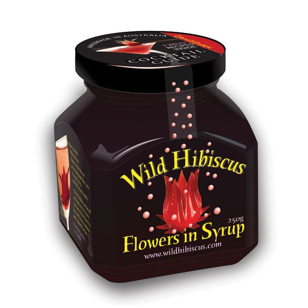Wild Hibiscus Flowers in Syrup, $9.99 (http://store.molecularrecipes.com/wild-hibiscus-flowers-in-syrup/) MolecularRecipes.com Store