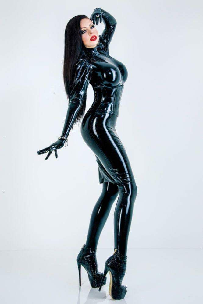 Images de latex, catwoman, femme, silhouette, cuir, usure