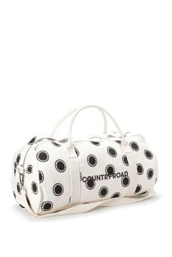 Country Road Turn Wheel Tote $64.90