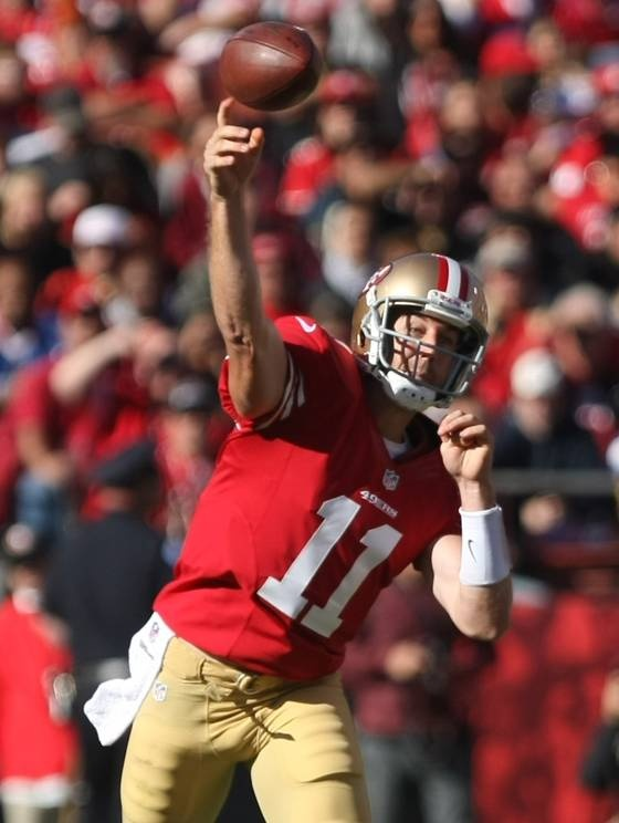 Alex Smith (from the Utes to the 49ers)