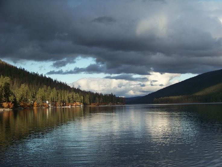 Beautiful Loon Lake BC