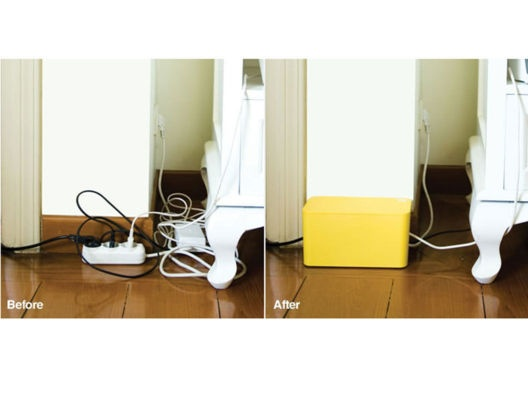 CableBox Mini by BlueLoungeCablebox Minis, Crafts Ideas, Cardboard Boxes, Minis Dog Qu, Cable Boxes, Cords Storage, Cablebox Hiding, Hiding Cords, White House