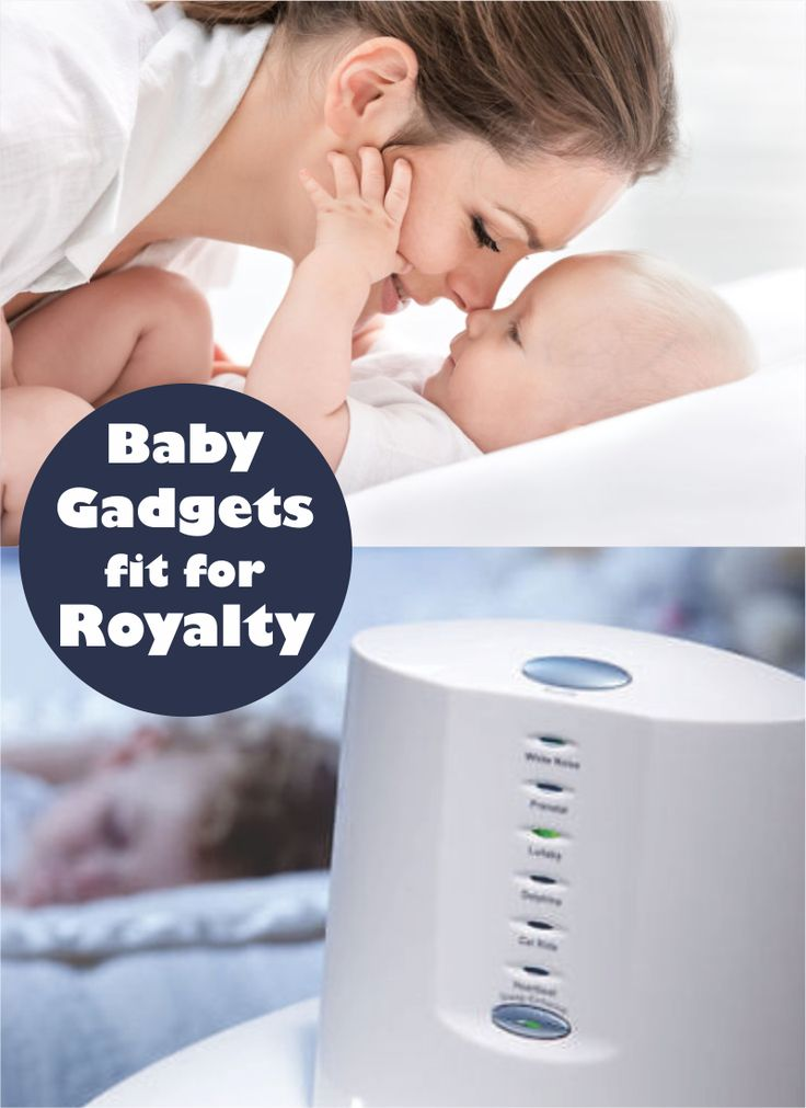 Your baby may not have a royal bloodline, but to you, that little bundle is heir to the world. Treat your newborn to cutting-edge gadgets, like the Itzbeen Pocket Nanny, which keeps track of feedings, diaper changes, and naps. The Tranquil Moments Sound Machine supplies background noise for better sleep, and the VTech Safe Baby Monitor allows you to visually check on your baby from anywhere in the house. Read more and discover eBay's choice baby gadgets for your little prince or princess.