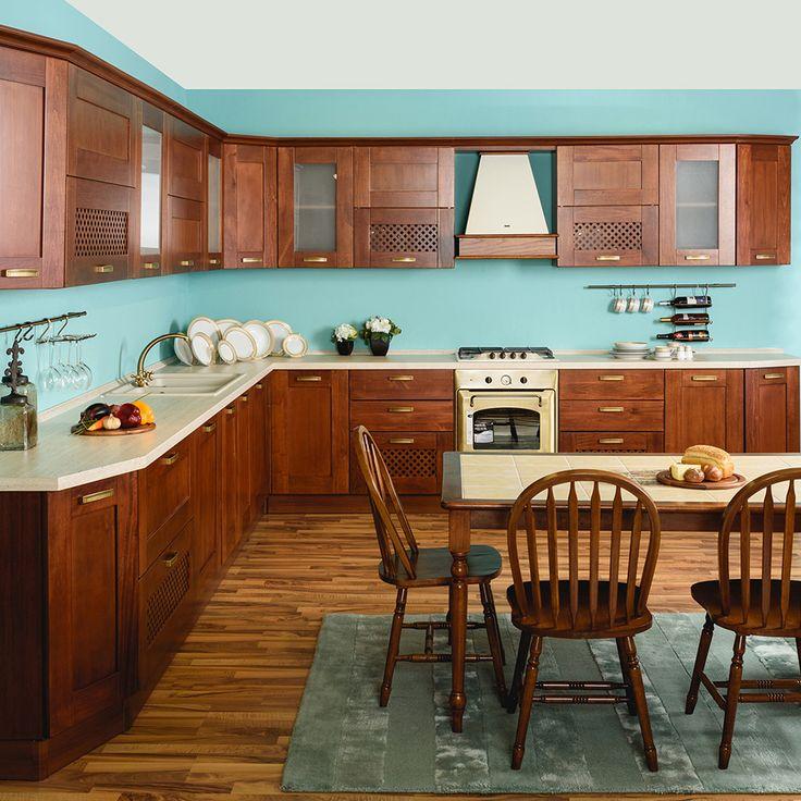 Bucătăria Francesca reinventează spațiul dedicat artei gastronomice prin apel la influențe rustice, ce amintesc de momentele când găteam cu bunica. Abordarea stilului rustic se face într-o manieră modernă, inovatoare. Liniile elegante și finisajele de calitate te vor cuceri și te vor face sa revii cu drag.