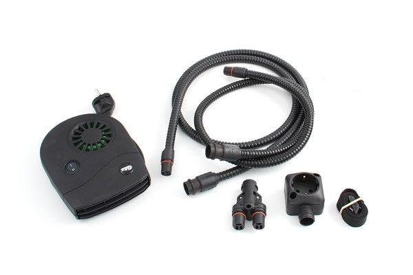 Rozšiřující sada GL umožňuje přidat do systému předehřevu motoru Calix další komponenty.