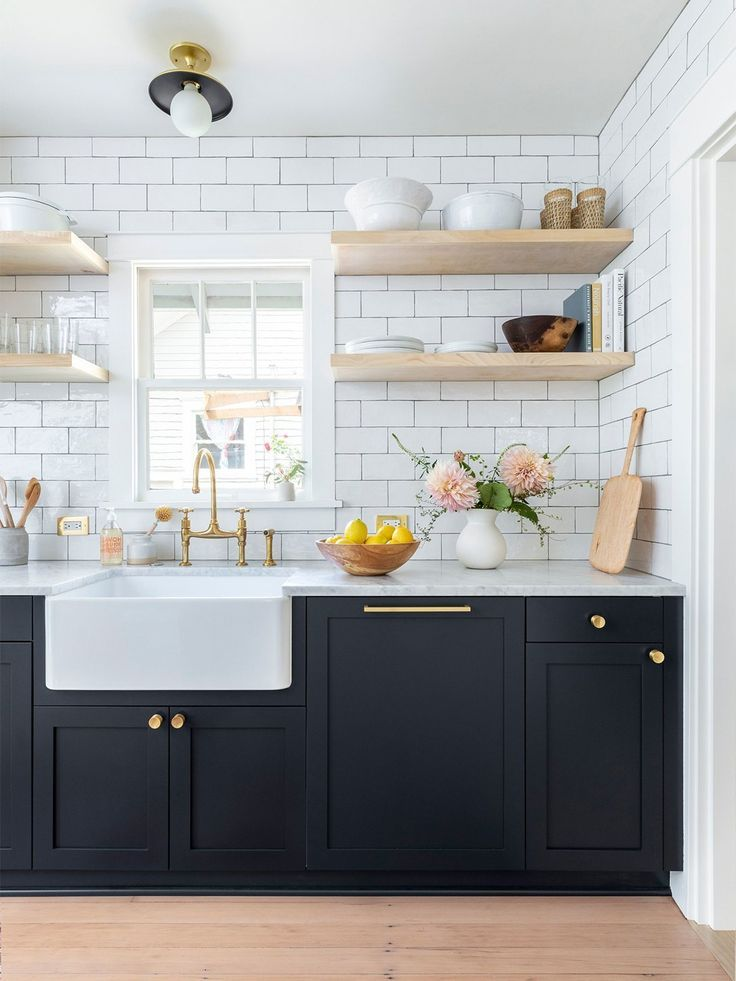 Modern Ikea Kitchen In 2020 Kitchen Design Small Small Kitchen Decor Kitchen Design Decor