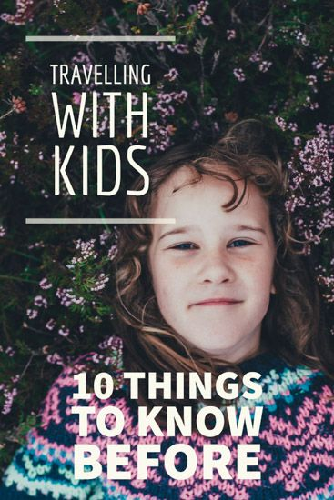 Travel with kids | Family travel tips