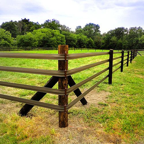 This could be a good fencing option (Per4mance Flex Fence® | RAMM Horse Fencing & Stalls)