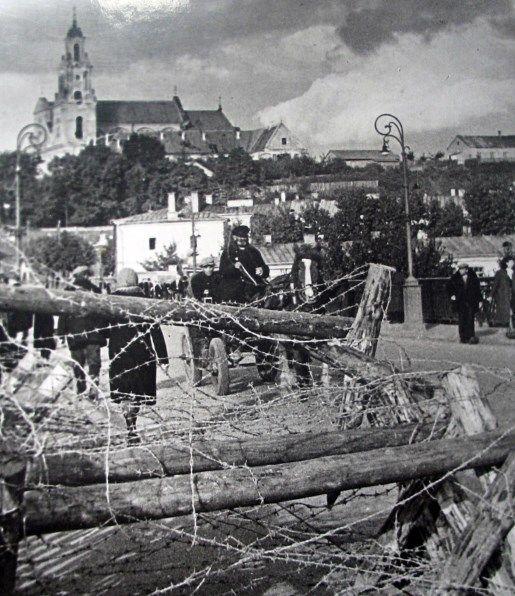 Polowanie na sowieckie czołgi w Grodnie we wrześniu 1939 - WP.PL