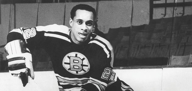 Willie O'Ree, Boston Bruins: The Seth Jones Draft – Part 1: The Stereotype