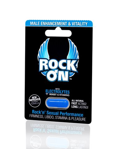 Rock On Pills For Him enhance Testosterone levels, blood flow, increase stamina and boost libido without any unsettling side effects. Get yours at  www.imbesharam.com