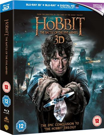 The Hobbit: The Battle of the Five Armies (2014) 3D 1080p BD50 - IntercambiosVirtuales