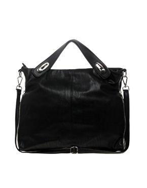 Oasis   Oasis Florence Side Zip Tote Bag at ASOS - StyleSays