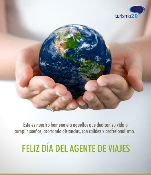 27 de abril dia de los agentes de viajes!! #turismo