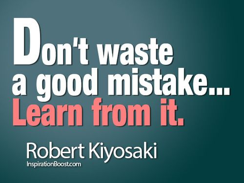 mistake learning and best friend It's not that best friends don't make good the biggest mistake friends make when they go into i figured two people learning together would be.