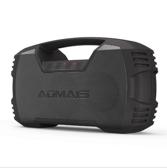 LOUD High Quality Bluetooth Speakers Waterproof Portable - AOMAIS GO