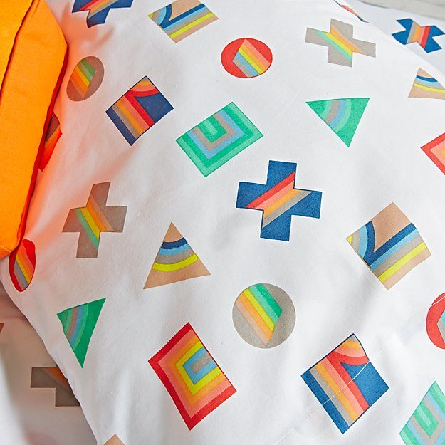 Prism Pattern Sheet Set | The Land of Nod